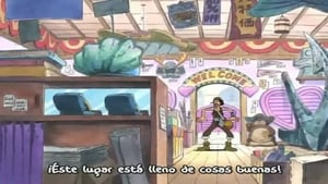 One Piece Season 1 : The Town of the Beginning and the End! Landfall at Logue Town!