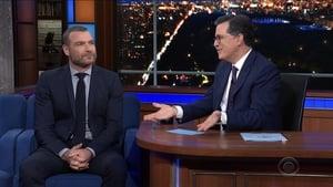 The Late Show with Stephen Colbert Season 5 :Episode 41  Liev Schreiber, Daniel Kaluuya, Cold War Kids