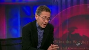 The Daily Show with Trevor Noah Season 15 : Ian Bremmer