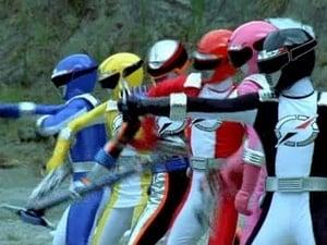 Power Rangers season 15 Episode 32