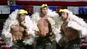 The Gang Wrestles for the Troops