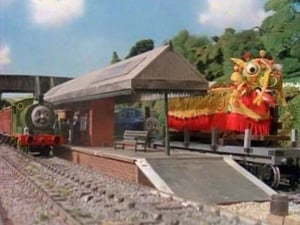Thomas & Friends Season 3 :Episode 7  Thomas, Percy & The Dragon