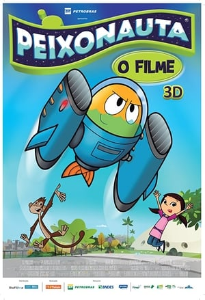 Peixonauta O Filme (Peztronauta La Película) (2018)
