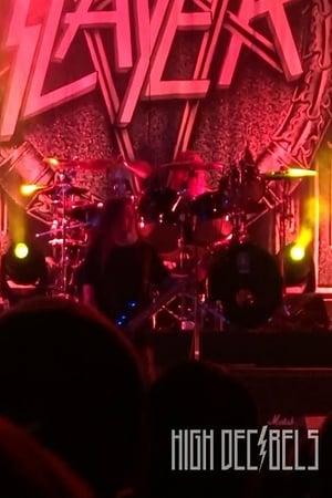 Slayer Saint Petersburg 2014