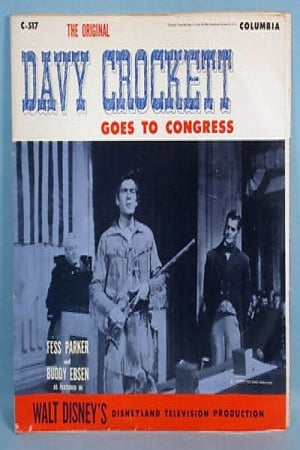Davy Crockett Goes To Congress