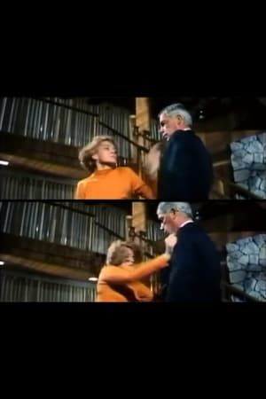 Lee Marvin and Angie Dickinson in Steve Reich's 'Clapping Music'