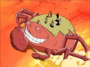 Merciless Mortal Combat! Luffy vs. Crocodile!