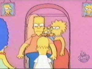 The Simpsons Season 0 :Episode 37  Bart's Little Fantasy