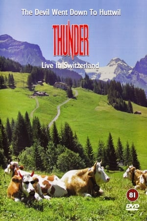Thunder - The Devil Went Down To Huttwil