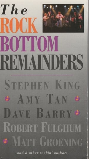 The Rock Bottom Remainders