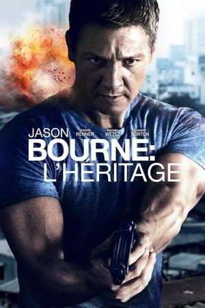 Affiche Jason Bourne : L'héritage