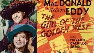 Девушка с золотого запада