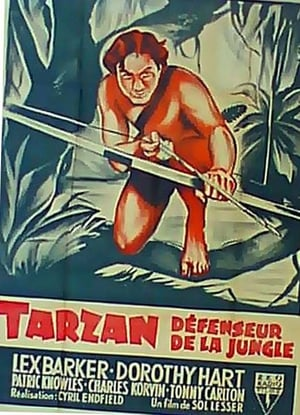 Tarzan défenseur de la jungle