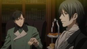 His Butler, Sneering