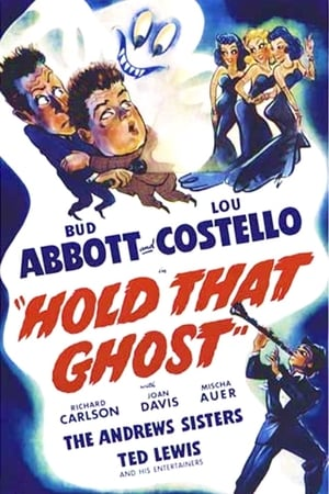 Hold That Ghost (1941)