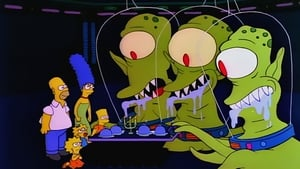 The Simpsons Season 2 :Episode 3  Treehouse of Horror