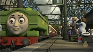 Thomas & Friends Season 18 :Episode 8  Duck & The Slip Coaches