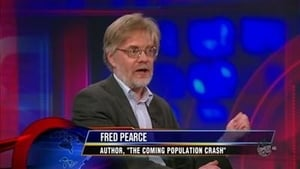 The Daily Show with Trevor Noah Season 15 : Fred Pearce
