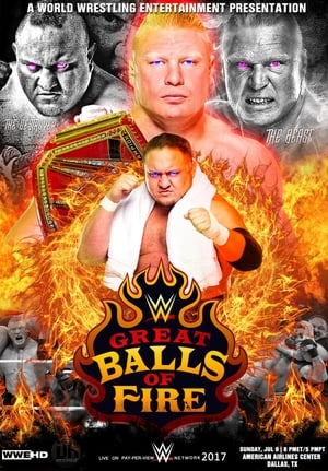 WWE Great Balls of Fire  (2017)