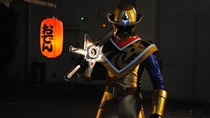 Super Sentai Season 39 :Episode 10  Yeehaw! The Golden Starninger