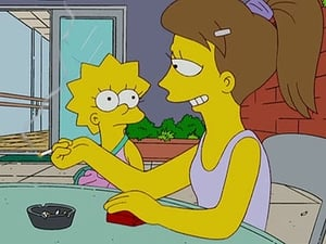 The Simpsons Season 19 :Episode 15  Smoke on the Daughter