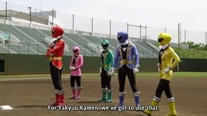 Super Sentai Season 0 : Kaizoku Sentai Gokaiger the Movie: The Flying Ghost Ship