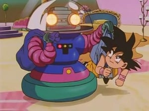 Dragon Ball GT Season 1 :Episode 3  The Ultimate Moneygrubbers!! Imegga, Planet Of Merchants