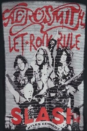 Aerosmith Let Rock Rule Tour