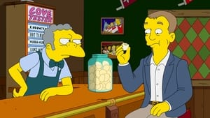 The Simpsons Season 32 : Undercover Burns