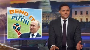 The Daily Show with Trevor Noah Season 23 :Episode 116  Mike Colter
