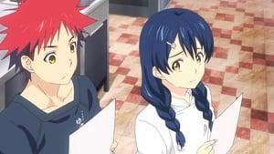 Food Wars! Shokugeki no Soma Season 1 :Episode 10  The Heavenly Recette