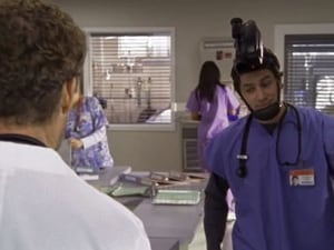 Episodio TV Online Scrubs HD Temporada 5 E19 Su historia III