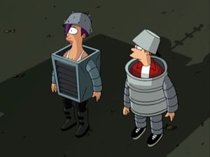 Capture Futurama Saison 1 épisode 5 streaming