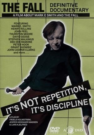 It's Not Repetition, It's Discipline