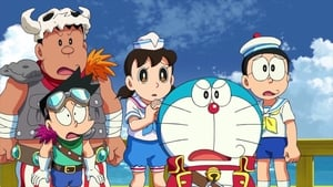 Doraemon the Movie: Nobita's Treasure Island (2018) Poster