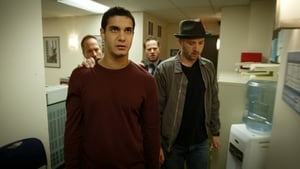 Episodio TV Online Scorpion HD Temporada 4 E18 Tarde de perros
