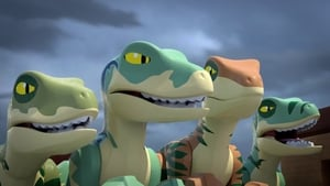 Captura de LEGO Jurassic World The Secret Exhibit (2018) HD 1080p Latino