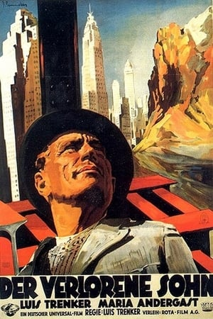 Der verlorene Sohn (1934) Sehen Kostenlos