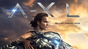 Captura de A-X-L(2018) HD 1080P-720P Dual Latino-Ingles