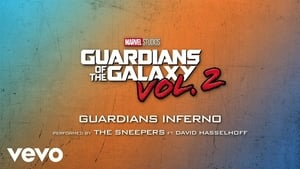 Poster pelicula Guardians of the Galaxy: Inferno Online