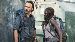 Episodio TV Online The Walking Dead HD Temporada 7 E12 Di sí