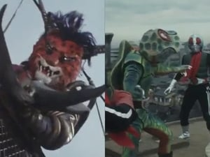 Kamen Rider Season 2 :Episode 2  Last Testament of the Double Riders