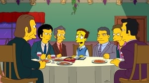 The Simpsons Season 24 :Episode 5  Penny-Wiseguys
