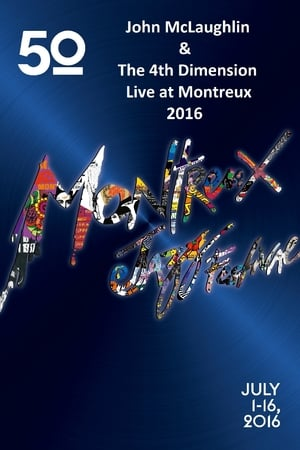 John McLaughlin & The 4th Dimension - Live at Montreux