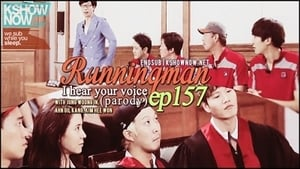 Running Man Season 1 :Episode 157  I hear your voice (parody)