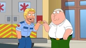 Family Guy Season 16 : Foxx in the Men House