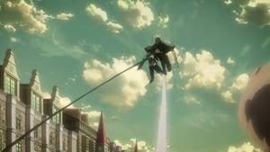 Attack on Titan Season 1 :Episode 24  Mercy: Assault on Stohess, Part 2