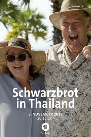 Schwarzbrot in Thailand