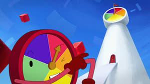 The Color Clock Car