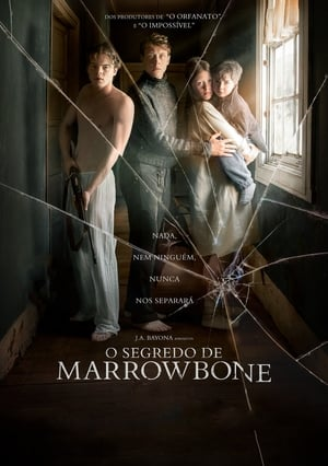O Segredo de Marrowbone Torrent, Download, movie, filme, poster